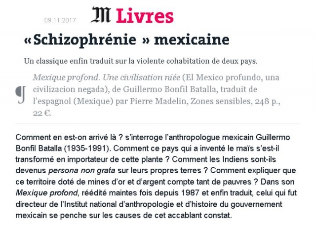 Capture SCHZ mexicaine